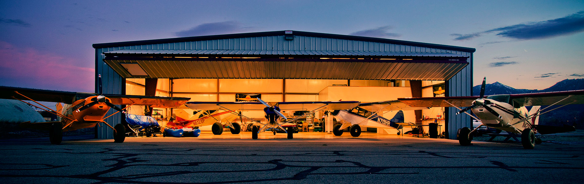 Welcome to Backcountry Aviation